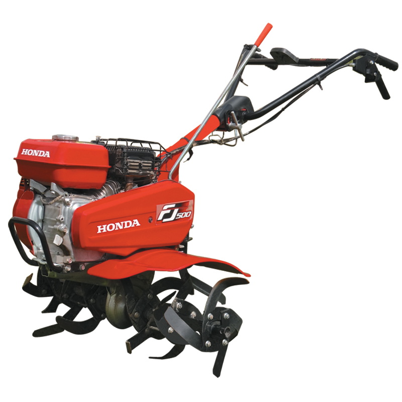 Honda Rotary Tillers Model Fj500 Rd Km Group Of Enterprise